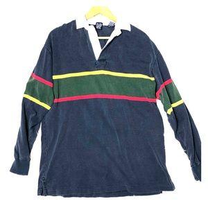 Gap Vintage long sleeved collared shirt men's M